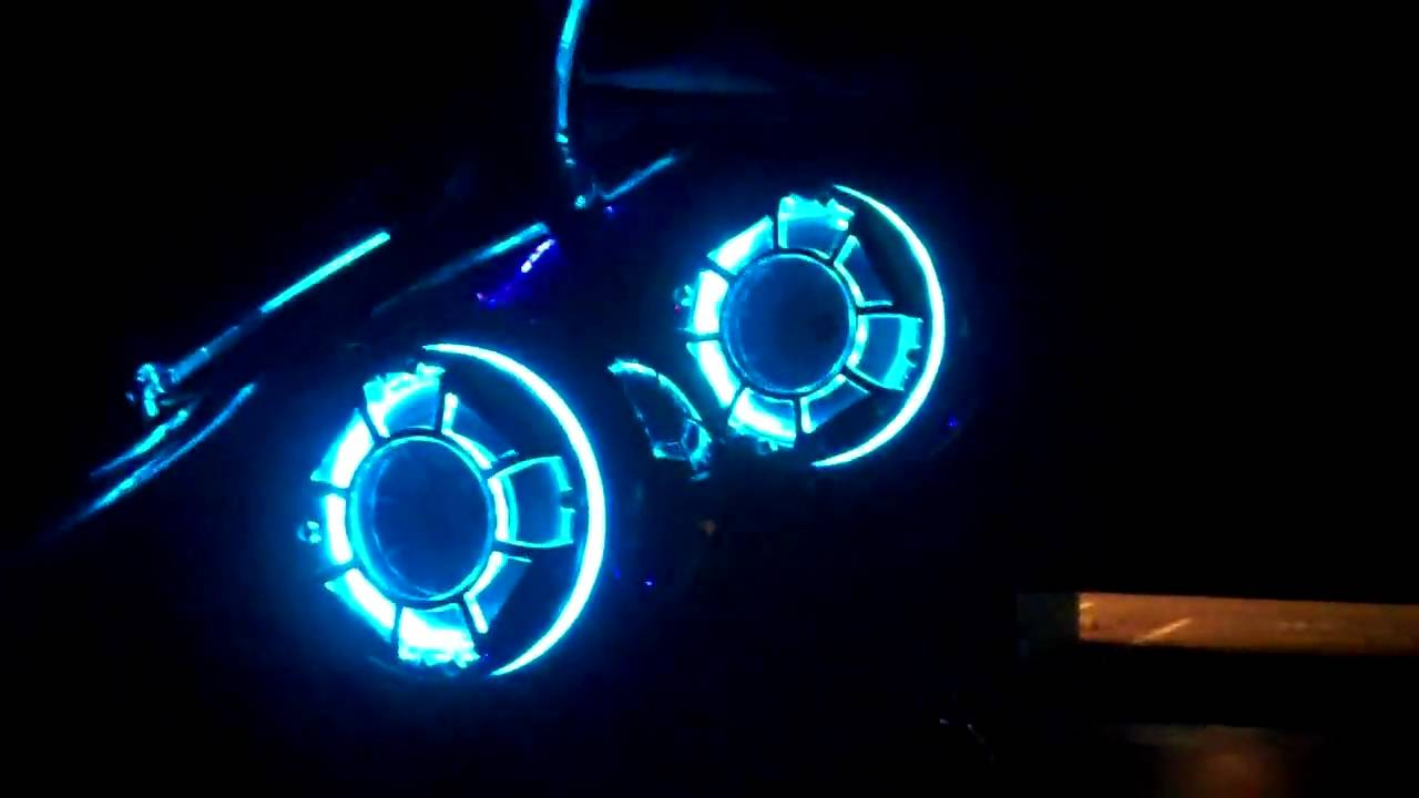 Wet Sounds Led Speaker Rings