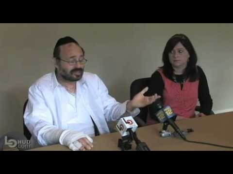 New Square Arson Victim Aron Rottenberg Interviewed by The Journal News