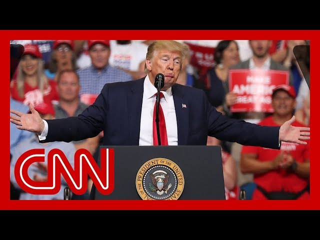 CNN reporter: We don't know where Trump got this number thumbnail