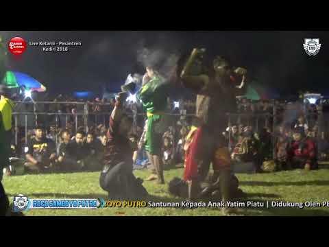 Langgam Ngalamuning Ati Voc IKA Lovers   ROGO SAMBOYO PUTRO Live Lap Ketami 2018