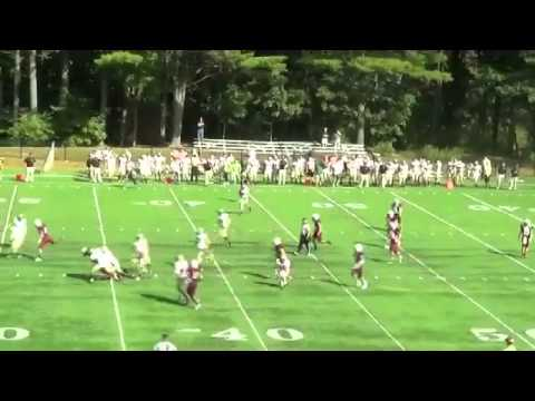 Franklin Pierce University Sprint Football 2013 Season Highlights