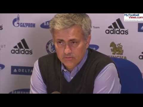 Jose Mourinho: The referee was fantastic!!
