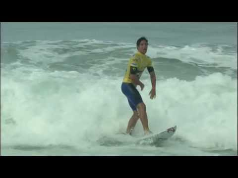 Waves of the Day - Billabong Rio Pro Event