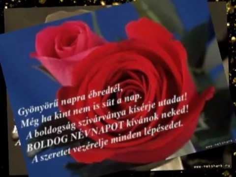 Névnapodra szeretettel...Richard Clayderman-Belle.