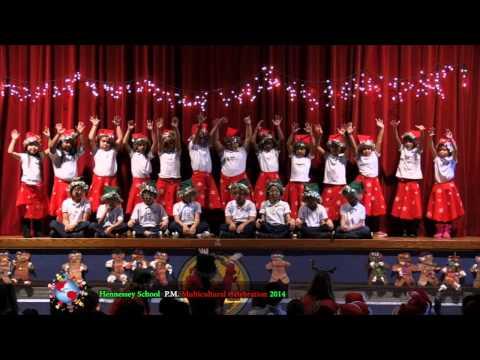 Hennessey School Multicultural P M  Celebration 2014