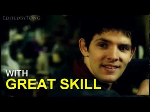 MERLIN | YUMMY GUYS | HUMOR (Crack)