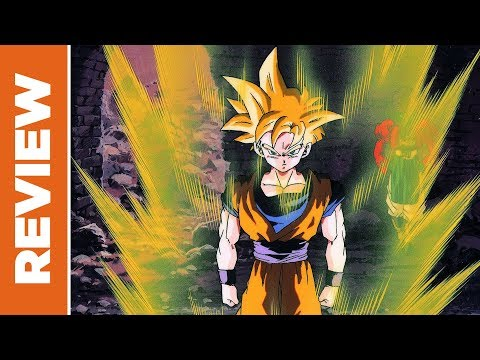 Dragon Ball Z Movie Collection 4: Super Android 13 And Bojack Unbound Review - Airlim