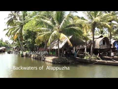 Alappuzha Backwaters Kerala Tourism