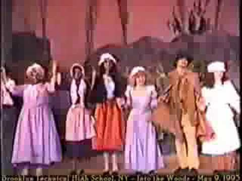 Curtain Call - Into the Woods - Brooklyn Technical High School Video