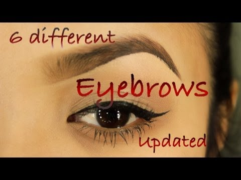 how to- eyebrows (updated version) by hellofritzie