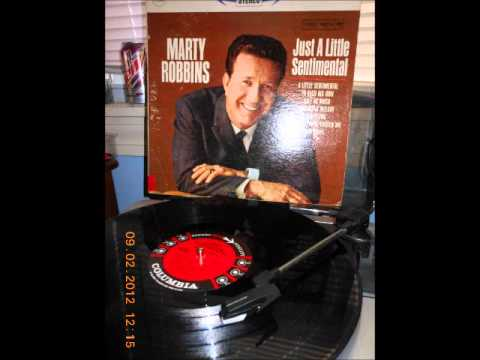 Marty Robbins - Answer Me My Love