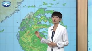 中央氣象局莫蘭蒂颱風警報記者會_105年9月13日23:40發布
