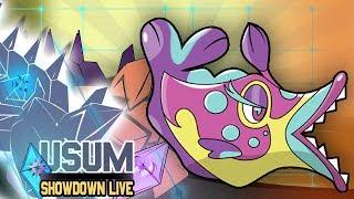 Pokemon Showdown Live Ultra Sun and Moon #129 [Ou] - Bruh.