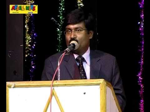 APPLE KIDS CHENNAI. T.NAGAR OUR DIRECTOR'S SPEECH ANNUAL DAY 2009
