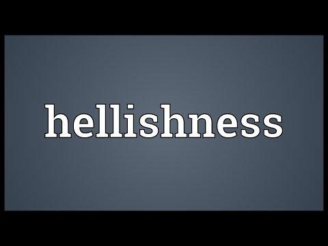 Header of hellishness