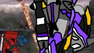 Transformers: Alliance трейлер (Рисуем Мультфильмы 2)
