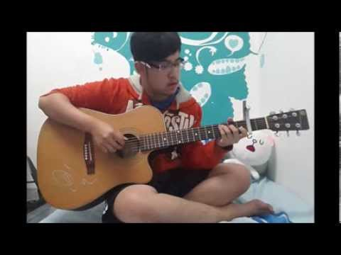 [guitar Cover] 삐딱하게 (crooked) G-dragon video