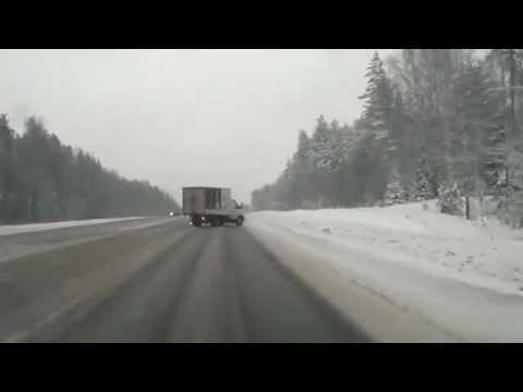 Najwiekszy wypadek samochodowy na swiecie