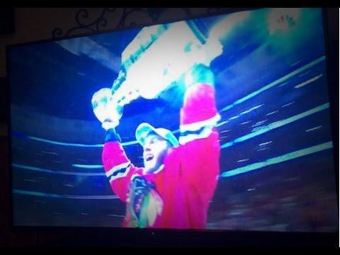 Chicago BlackHawks Win Stanley Cup // 2014-2015