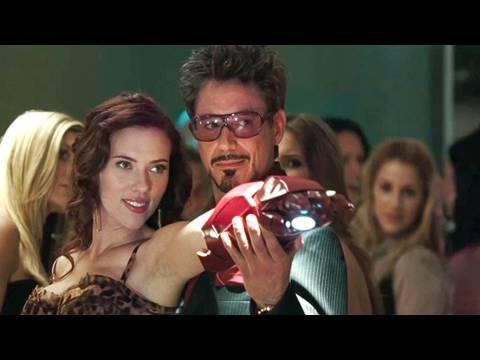 'Iron Man 2' Trailer 2 HD thumbnail