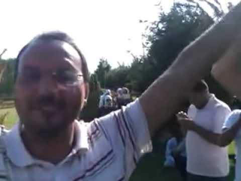 لحظة اعلان مرسي رئيساً لمصــــر بإسطنبول