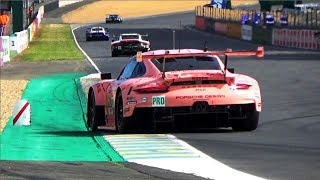 24 Hours of Le Mans 2018 Test Day Pure Sound !