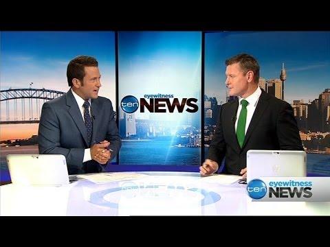 ten news video sydney