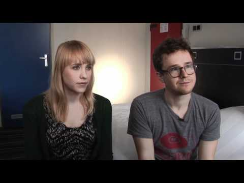Interview Wye Oak - Jenn Wasner and Andy Stack (part 5)