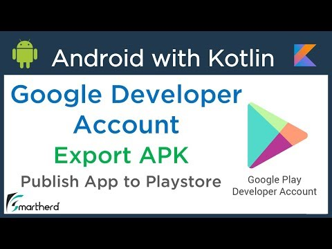#6.2 Android Kotlin Tutorial: Export Signed APK in Android Studio