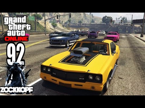 Gta Muscle Cars Gta 5 Ps4 Online German Muscle