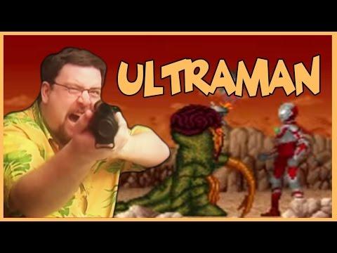 Joueur du grenier - Ultraman - SuperNes