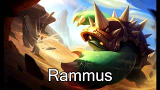 5 League of Legends Voices Except I