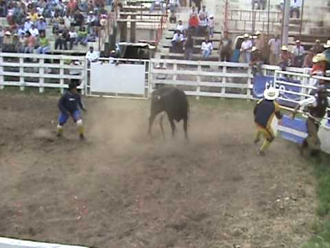 Rodeo Asuncion Mita Jutiapa 2009