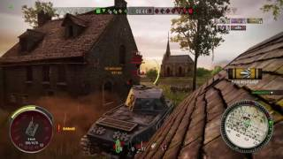 World of Tanks PS4 #33 VK 45 02 A