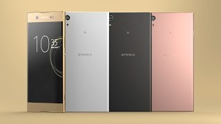 Xperia XA1 Ultra – Big design for big moments
