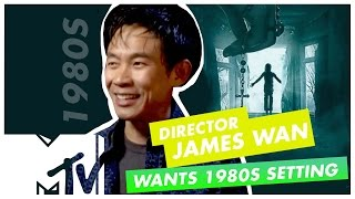 The Conjuring 3: Director James Wan Wants 1980s Setting | MTV Movies