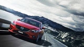 Тест-драйв новой Mazda 6 2013