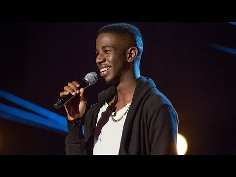 Jermain Jackman performs 'And I Am Telling You' - The Voice UK 2014: Blind Auditions 2 - BBC One