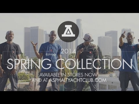 AYC Spring 2014 Lookbook