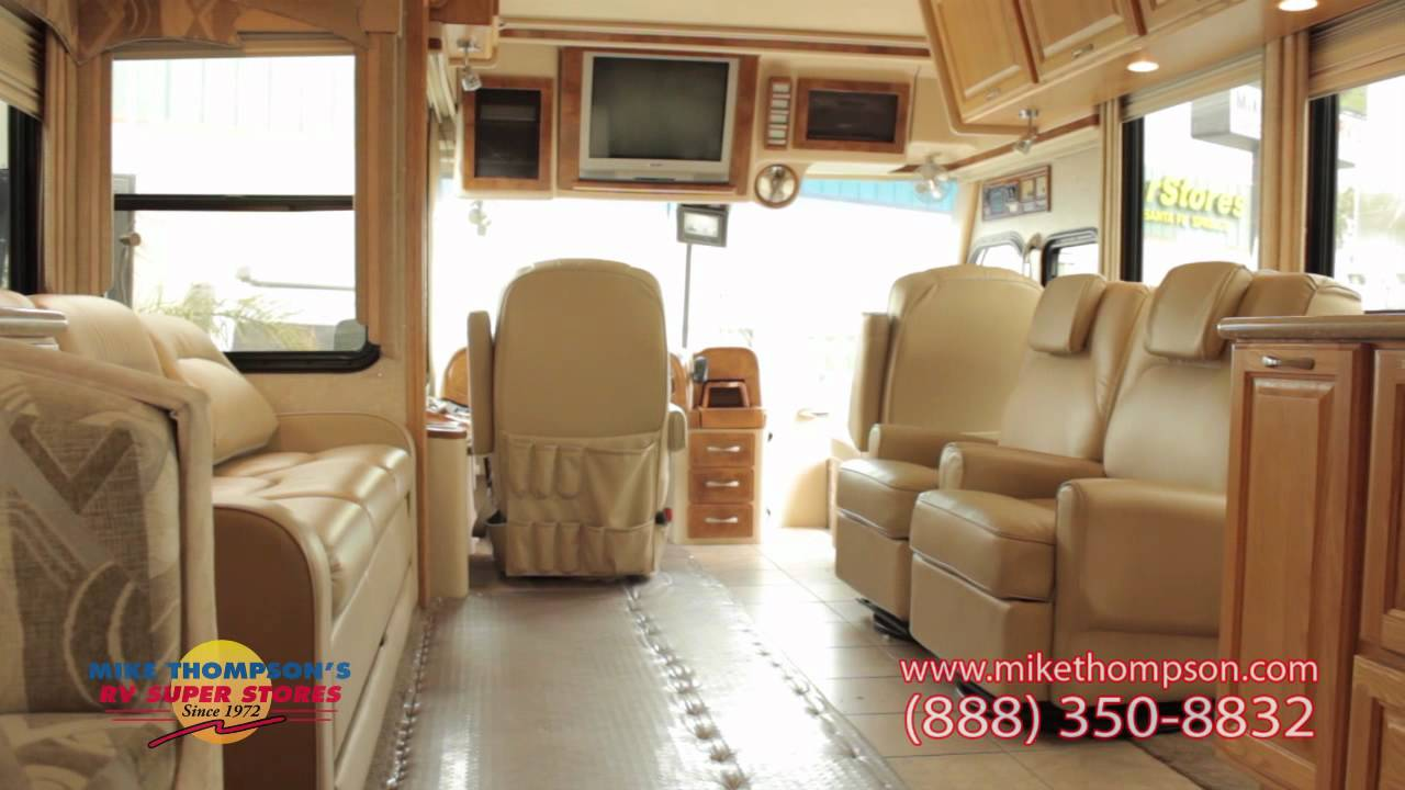 2007 Alfa See Ya Gold For Sale Mike Thompson S Rv Super