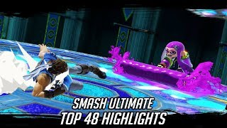Launch - Smash Ultimate Pools & Top 48 Highlights - Edited by Not eSports
