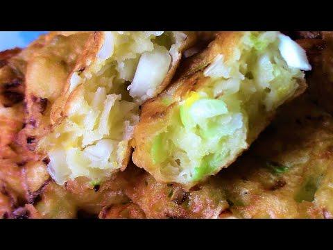 Вкуснейшие ленивые пирожки с капустой и яйцом . Пирожки за 10 минут !