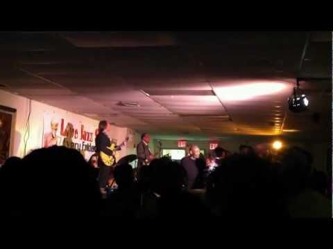 Lou Donaldson - Alligator Boogaloo - Live 2012