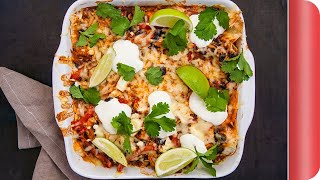 Cheesy Enchiladas Recipe