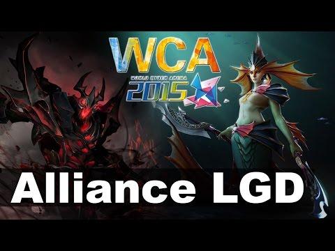 Alliance LGD - WCA 2015 GRAND FINAL DOTA 2