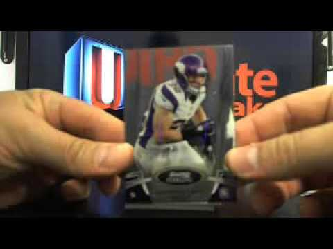 Ultimateboxbreaks.com: 2012 Bowman Sterling Football Box Break 4