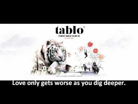 tablo feat. jin shil - bad [eng. sub]