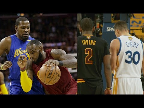 NBA Finals Prediction! 2017 Cavs vs Warriors, LeBron James vs Kevin Durant