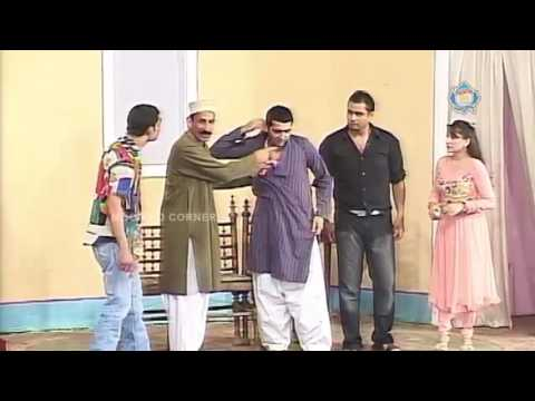 Best Of Iftikhar Thakur New Pakistani Stage Drama Full Comedy Clip