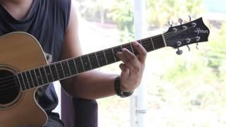 Belajar Doremi Pada gitar akustik sangat mudah   Bersama Junaidi Karo Karo